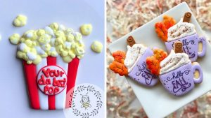 How To Decorate A Sugar Cookies Like A Pro   So Yummy Cookies Recipes