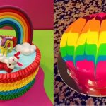 10+ Awesome Colorful Chocolate Cake Recipes | Yummy Cake Decorating Ideas (Jan) #4