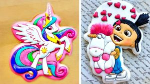 15 Easy Birthday Cookies Decorating Ideas for Kids   So Yummy Cookies Recipes