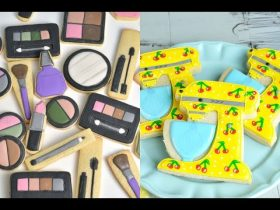 AMAZING DECORATED COOKIES BY HANIELA'S