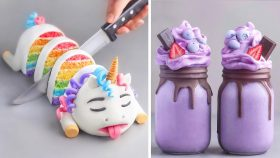 10+ Quick and Easy Cake Decorating Ideas At Home | So Yummy Chocolate Cake Recipes