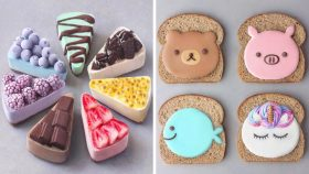 Most Beautiful Homemade Cookies Decorating Ideas For Party | Yummy Chocolate Cake Recipes
