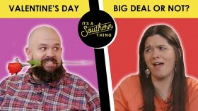 Valentine's Day: Big Deal or Not? -- Back Porch Bickerin'