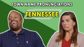 We Try to Pronounce Tennessee Town Names