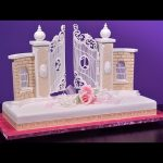 21st Birthday Gates Cake Tutorial - Overview