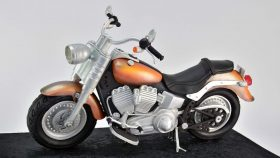 3D Cruiser Motorcycle Cake Tutorial - Overview