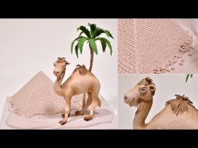 3D Pyramid and Camel Cake Tutorial - Introduction