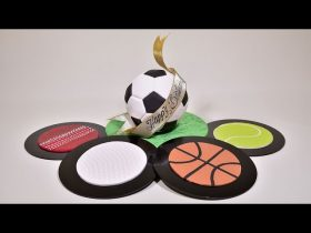 3D Sports Ball Cake Tutorial - Introduction