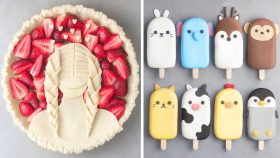10+ Beautiful Homemade Cookies Decorating Ideas For Party   Yummy Chocolate Cookies Recipes