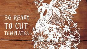 Adventures in Paper Cutting Advanced Introduction With Emma Boyes
