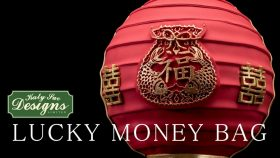 Chinese Lucky Money Bag Cake Decorating Mould