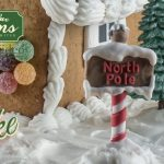 Christmas Sign Post Cake Decorating Mould