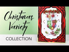 Christmas Variety Collection Card Making Project