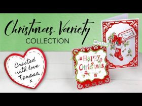 Christmas Variety Collection For Card Making & Papercrafting
