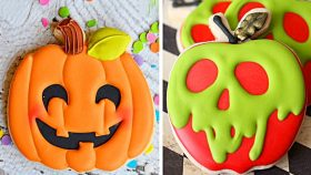 Top 10 Easy Birthday Cookie Decorating Ideas Halloween Compilation 2018 #2   Yummy Cookies