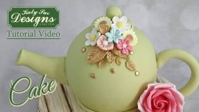 Flowers Mould for Cake Decorating