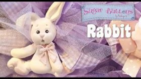 How to make an adorable rabbit using air dry clay   Perfect for Easter!