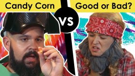 Is Candy Corn Awesome or the Worst? -- Back Porch Bickerin'