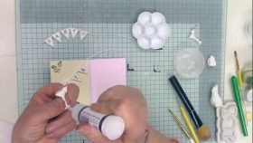 Lets Party - Card Tutorial from Katy Sue Designs