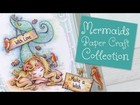 Mermaids Paper Craft Pad Collection