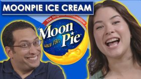 Moon Pie Ice Cream Sandwiches - Southern Certified