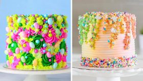 15 Simple Cake Decorating Tricks You Need to Try | Easy Dessert Recipes | So Yummy Cake Tutorials