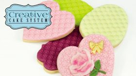 Mini Continuous Quilting For Cakes, Cookies and Cupcakes | Creative Cake System