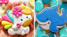 Yummy Cookies | How To Decorate Cookies Animals In The World | Easy Cookies Ideas