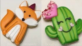 Amazing Cookies Art Decorating Ideas Compilation & Awesome Cookies - Oddly Satisfying Cake Videos