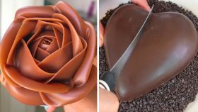 How To Make Perfect Chocolate Cake For Every Occasion | So Yummy Cake Decorating Ideas