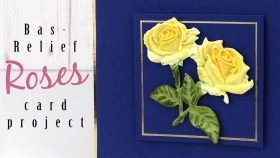 Rose Stems Card Making Project
