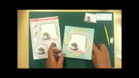 Springtime Toppers by Flower Soft Card Making Tutorial