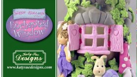 Sugar Buttons Enchanted Window with Kathryn Sturrock
