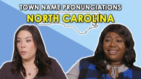 We Try to Pronounce North Carolina Town Names