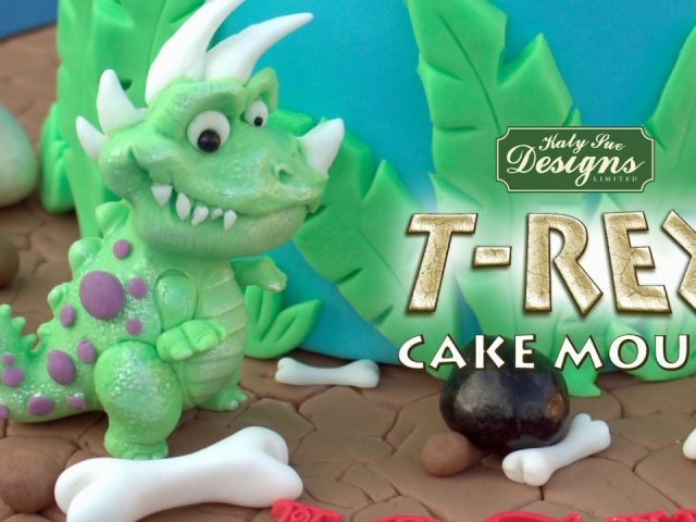 T-Rex Cake Mould | Perfect For Kids Birthdays
