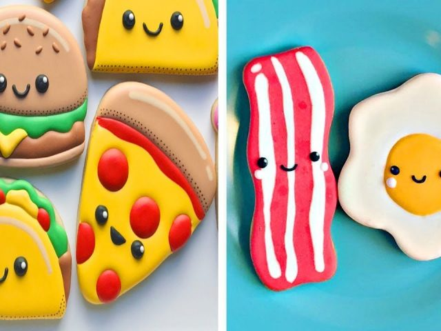 Best for Weekend | 15 Amazing Cookies Decorating Ideas You'll Love | Best Satisfying Cookies Videos