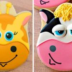 15 Quick and Easy Cookies Decorating Tutorials For Birthday | So Yummy Cookies Recipes