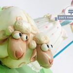 Bo-Peeps Sheep Cake Billy Goat and Gruff