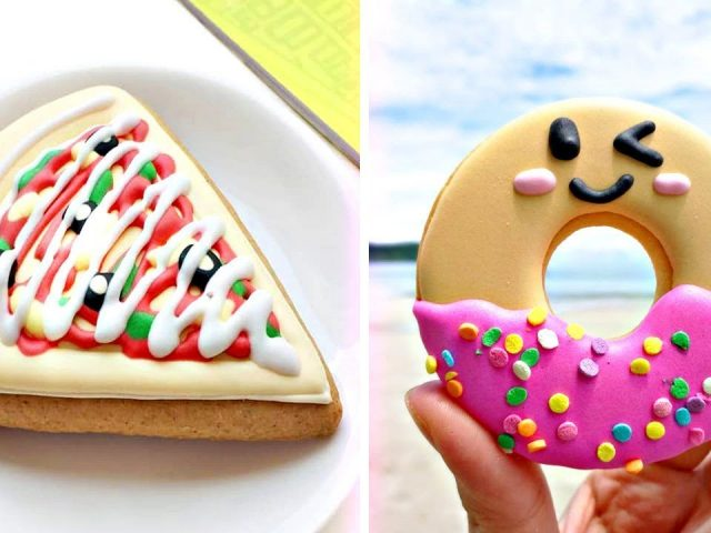 Homemade Cookies Decorating Tutorials For Weekend | Easy Dessert Ideas | So Yummy Cookies Recipes