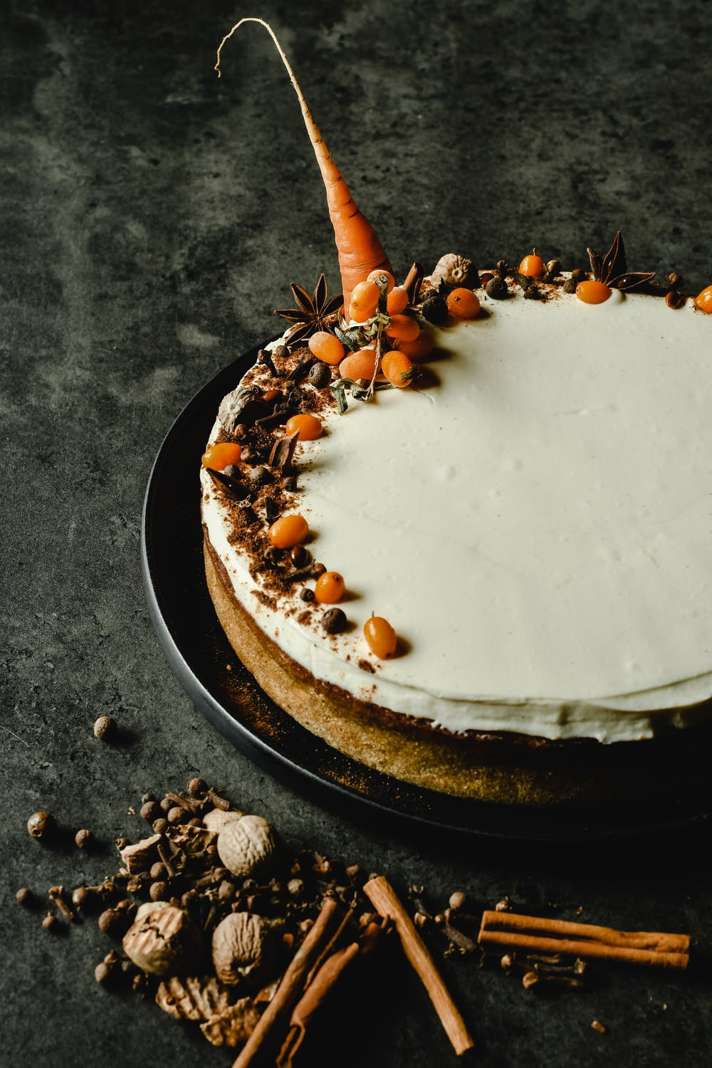 One of My Favorite Carrot Cake Recipes