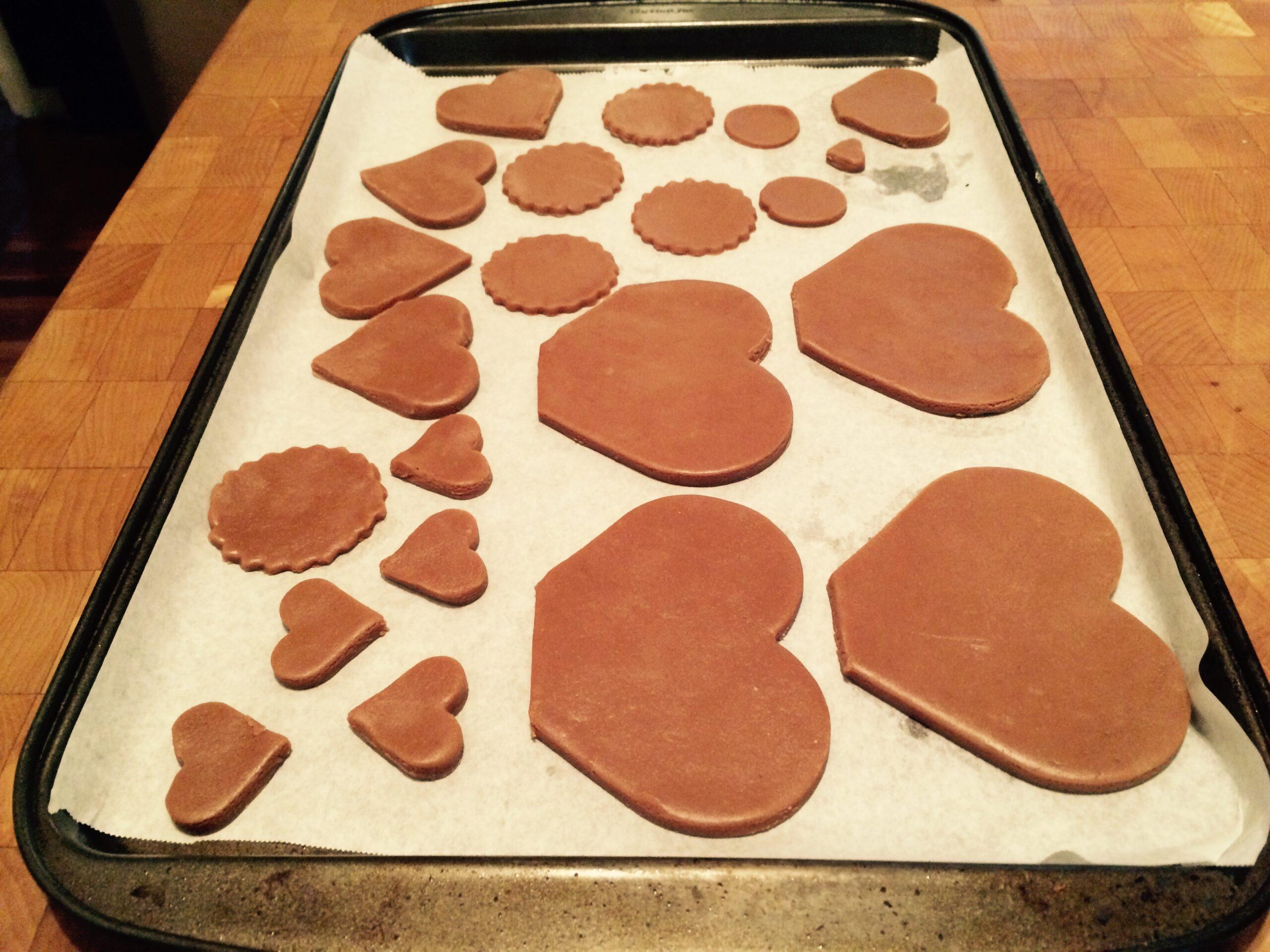 cookie making 4