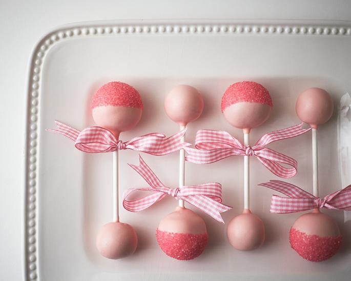 cake pops for girls